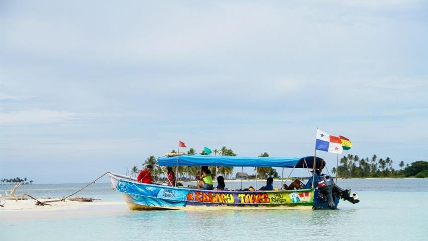 boat transport san blas full day tour, Full Day San Blas