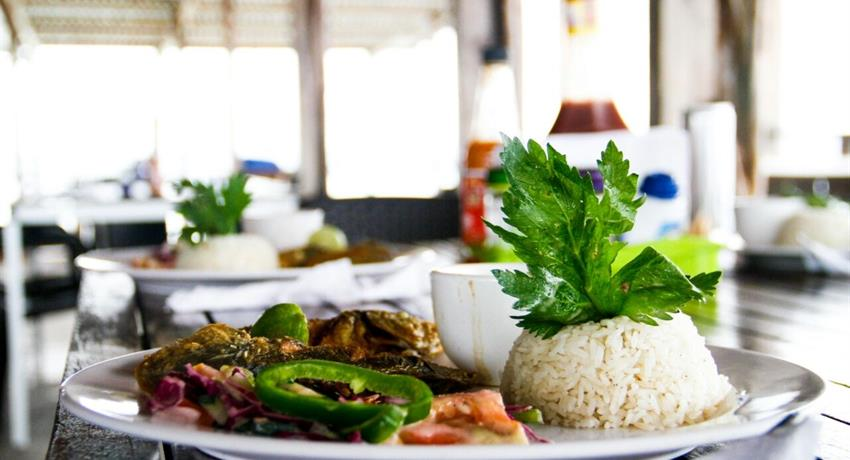 Delicious lunch in san blas full day tour, Full Day San Blas