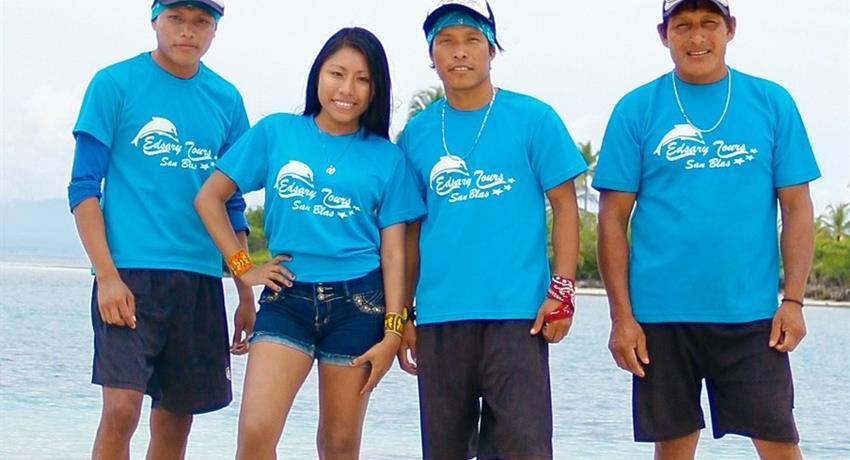team edsary tours in san blas full day tour, Full Day San Blas