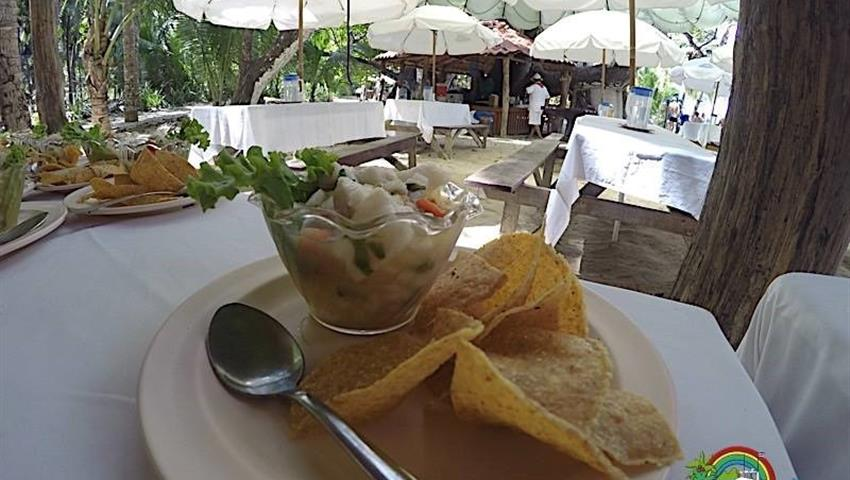 Food, Full Day Tour at Punta Coral