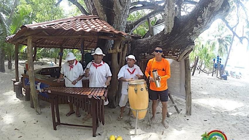 Music, Full Day Tour at Punta Coral