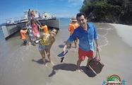 Beach, Full Day Tour at Punta Coral