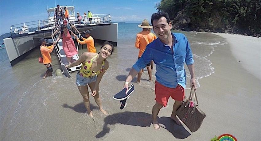 Beach, Full Day Tour at Punta Coral