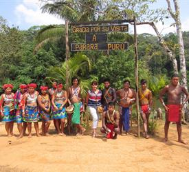 Full Day Tour from Panama City to the Embera Village
