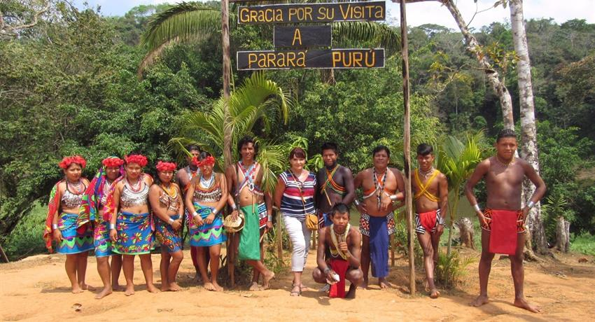 embera el mono, Full Day Tour from Panama City to the Embera Village