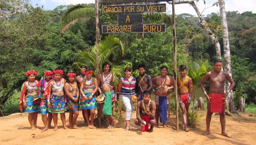 embera el mono, Full Day Tour from Panama City to the Embera Village
