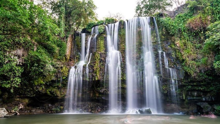 Waterfall, Full Day Tour Miravalles Volcano
