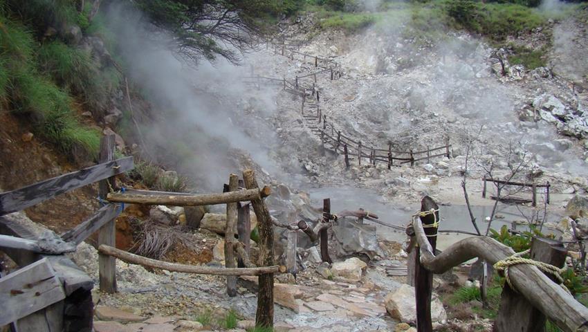 Mud Bath, Full Day Tour Miravalles Volcano