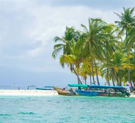 Full Day tour to 3 San Blas islands from Port Carti