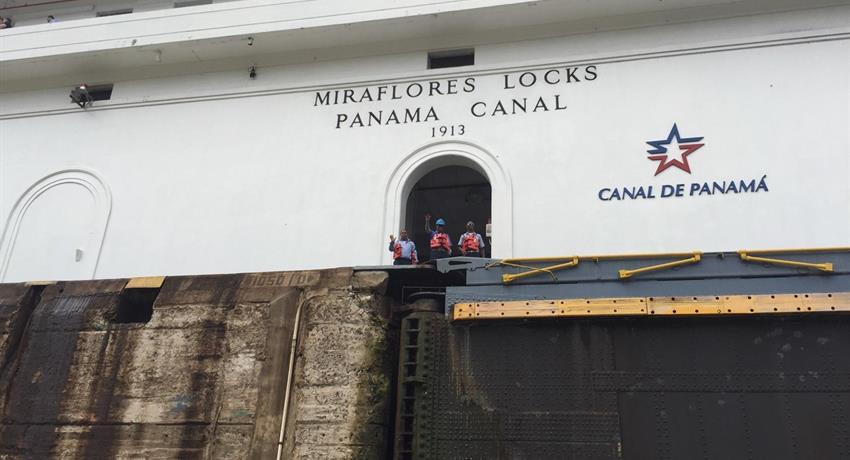 Panama Canal, Panama Canal Full Transit Tour