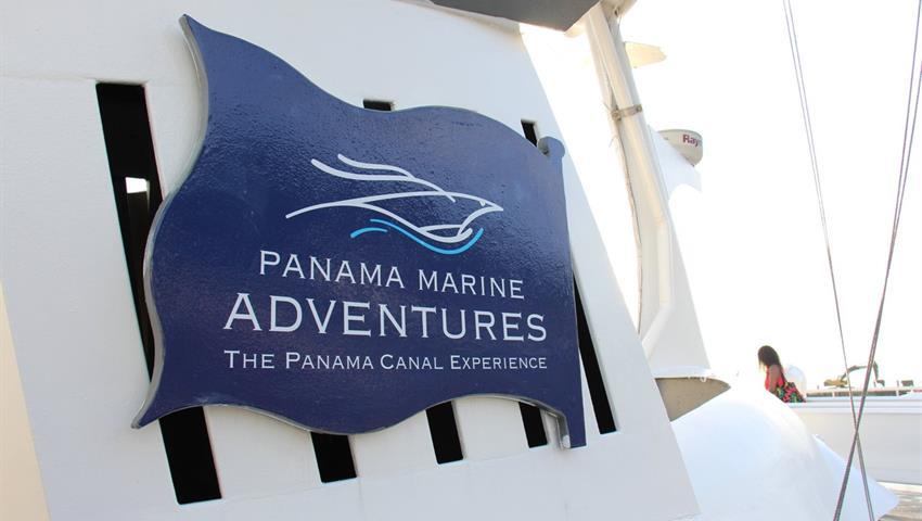 Tour company, Panama Canal Full Transit Tour