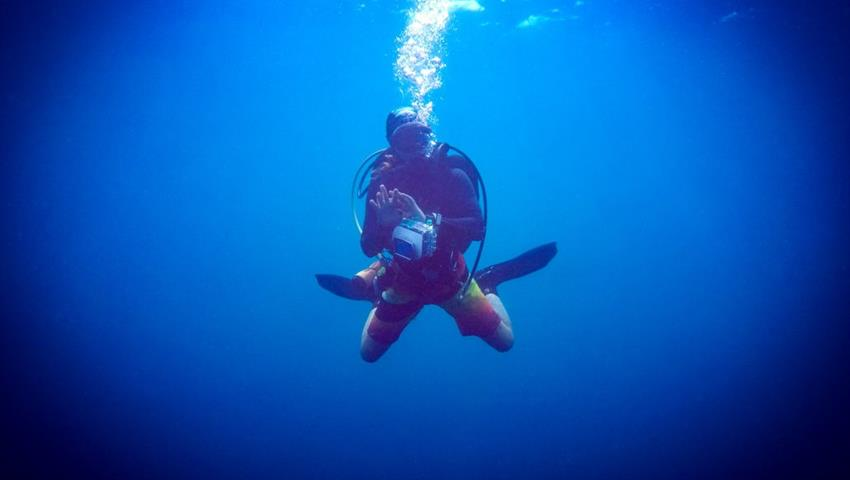 Deep and fun diving - tiqy, Fun Dive in Coiba National Park