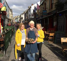 Galway Food Tour , Food And Drink Tours in Ireland