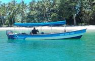 Captain Beto, Gamez Island and Bolaños Island Tour