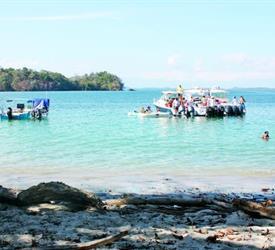 Gamez Island Tour in Boca Chica