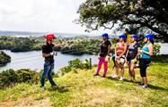 Canopy Family Adventure Panama Colon, Gatun Lake Canopy Zip Line Tour from Panama City