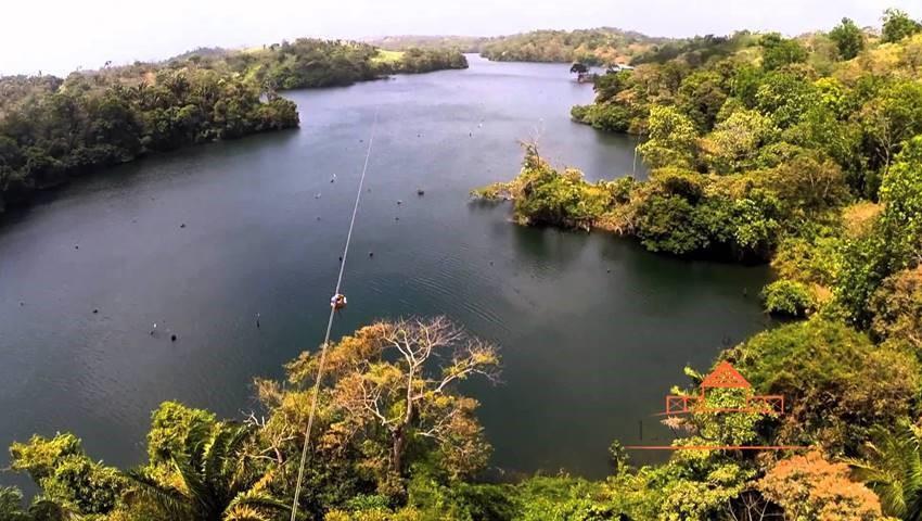 Lake Gatun Canopy Panama, Gatun Lake Canopy Zip Line Tour from Panama City
