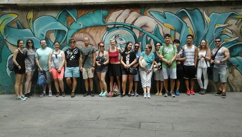 Gaudí Free Walking Tour tiqy, Gaudi Free Tour Barcelona