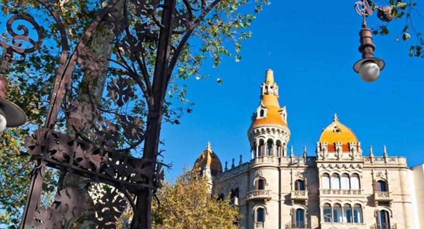 Gaudí Free Walking Tour tiqy, Gaudí Free Walking Tour