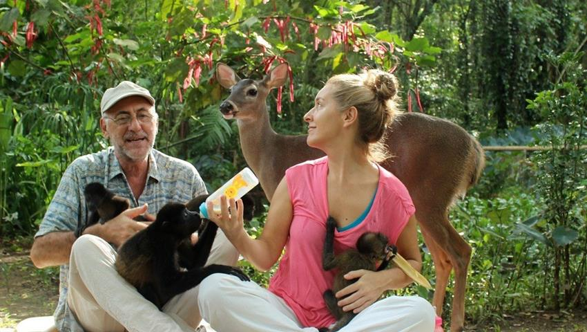 1, Animal Rescue Centre, Chocolate Lady and Waterfall Tour
