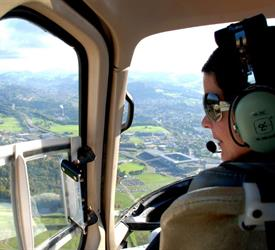 Germany Helicopter Tour