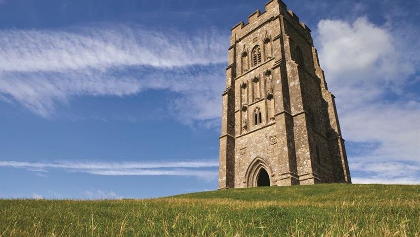 Glastonbury and wells - Tiqy, Glastonbury, Wells and Cheddar Gorge