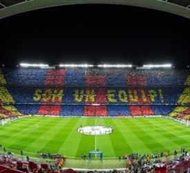Camp Nou Special Tour