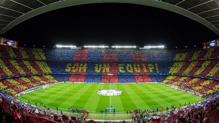 1, Camp Nou Special Tour