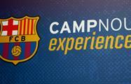 Camp Nou Special Barcelona FC logo, Camp Nou Special Tour