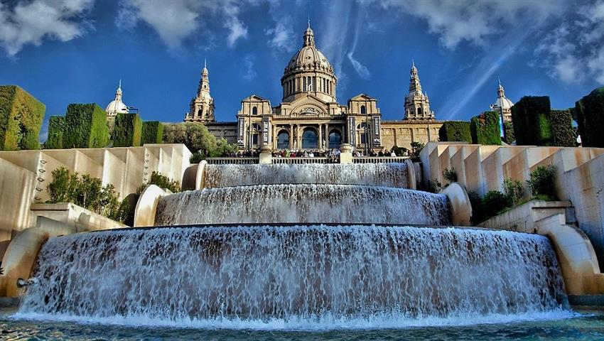 Barcelona Day Tour font, Barcelona Day Tour