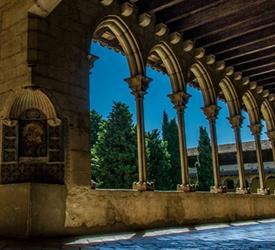 Arquitectura de Gaudi en Barcelona