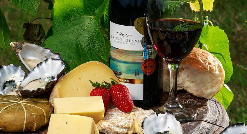 Bruny Island Travellers Food, Gourmet Experience on Bruny Island