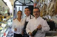wine tasting - tiqy, Tour de Tapas Gourmet en Málaga