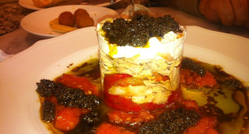 traditional dishes in Spain - Tiqy, Gourmet Tapas Route
