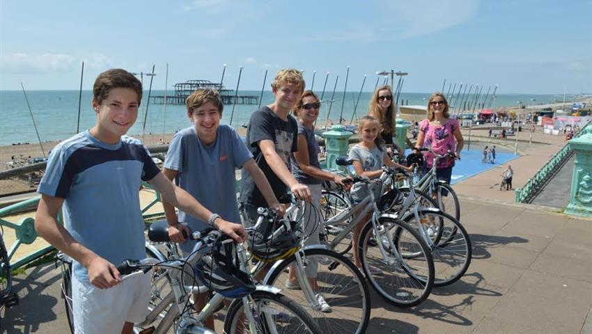 Grand Coastal Brighton Bike Tour 7, Grand Coastal Brighton Bike Tour