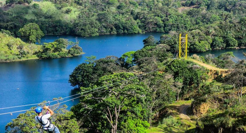 Canopy Colon Panama City, Granja Medium Package