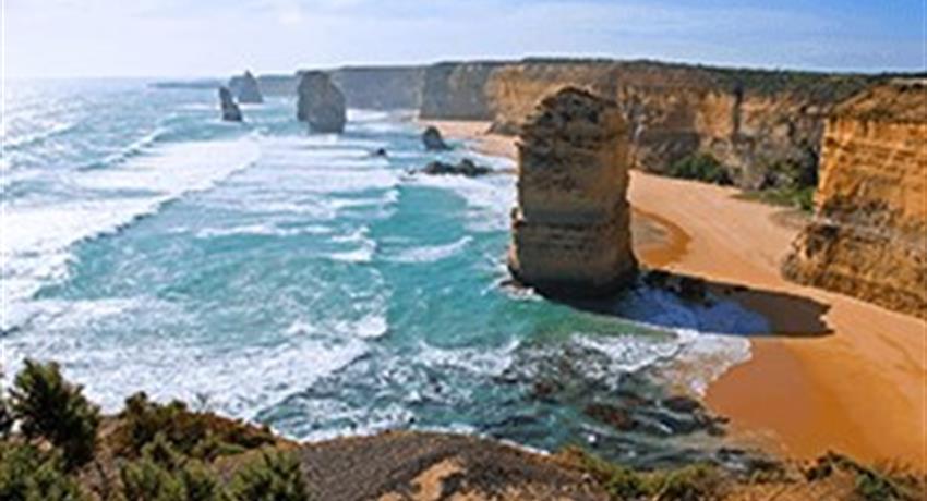Great Ocean Road Tour coast, Great Ocean Road Bus Tour