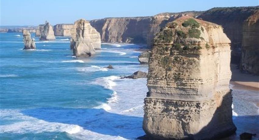 Great Ocean Road Classic Tour apostles ocean, Great Ocean Road Classic Tour