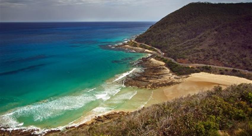 Great Ocean Road Classic Tour coast, Great Ocean Road Classic Tour