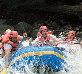 Sarapiqui River Whitewater Rafting and Horse Riding - Private Tours, Canopy Tours  in Costa Rica