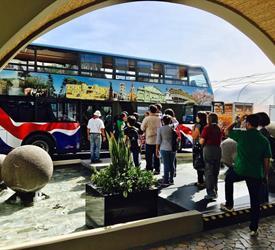 Guanacaste City Bus Tour