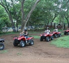 Guanacaste Forest ATV Adventure