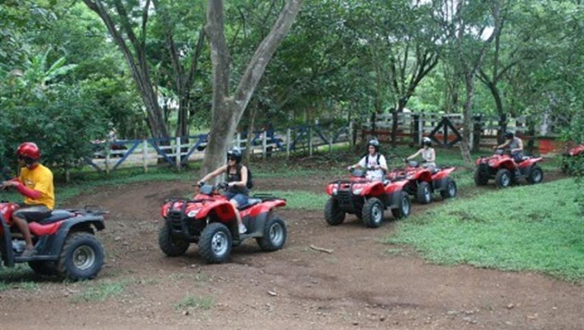 Tamarindo Beach, Guanacaste Forest ATV Adventure