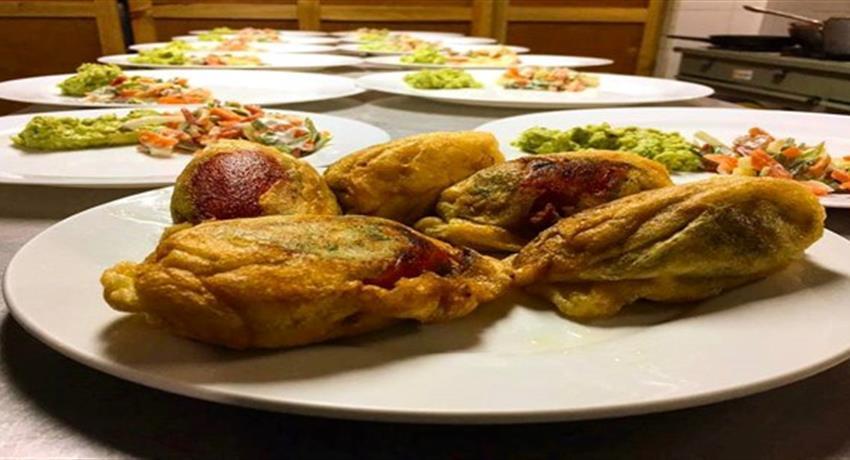 cooking class tour fish, Guatemala Cooking Class Tour