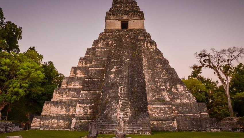2, Tikal Tour