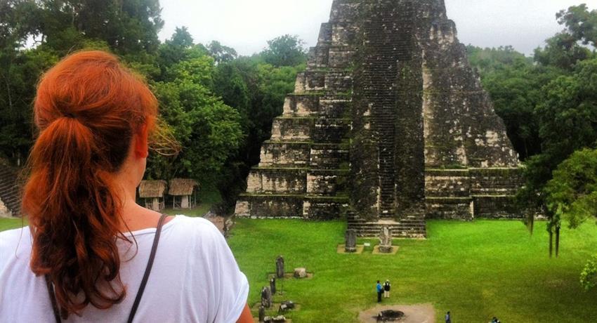 3, Tikal Tour