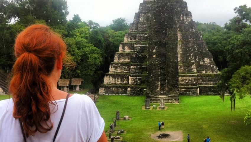 3, Tour a Tikal