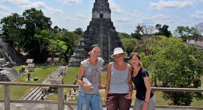 4, Tikal Tour