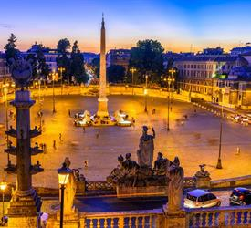 Guided Evening Tour in The Heart of Rome