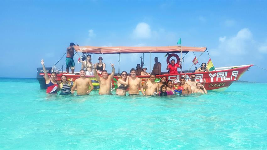Guna yala 1, Guna Yala Tour de Un Día Completo en San Blas